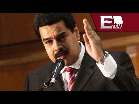 Nicolás Maduro acusa a CNN de hacer propaganda de guerra contra Venezuela / María y Julio