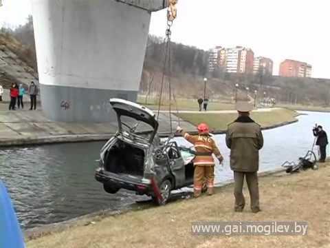 Авария в Могилеве 02.12.2011     [2 видео, 12 фото]