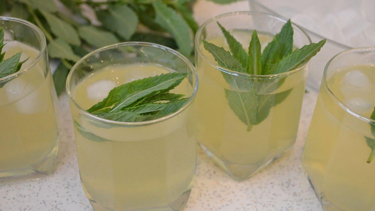 Прохладительные напитки в домашних условиях рецепты с фото