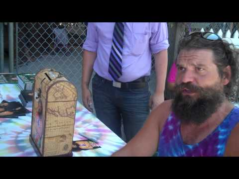 JMitch news #2:Interviewing Rupert Boneham