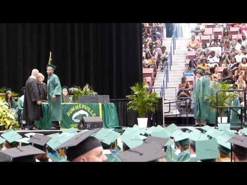 Summerville High School Graduation 2012, Summerville, South Carolina