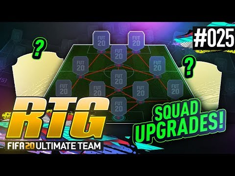 ANOTHER HUGE SQUAD UPGRADE! - #FIFA20 Road to Glory! #25 Ultimate Team