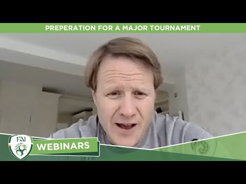 Coach Education Webinar | Colin O'Brien