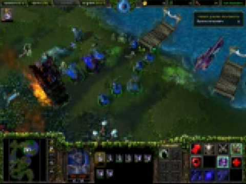 Vale la pena jugarlo? Warcraft 3 frozen throne (PC)