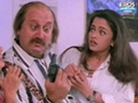 Why Is Anupam Kher Shocked To See Bobby - Aur Pyar Ho Gaya