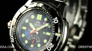 Orient Watch SEL06001D0 - M-FORCE Beast