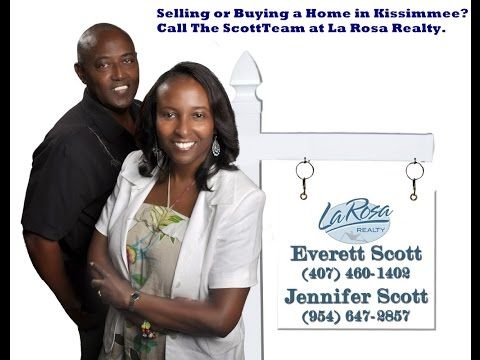 Top Real Estate Agent in Kissimmee FL | Team Scott FL 407-201-6004