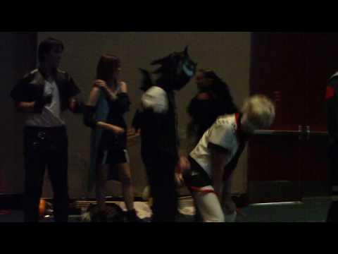 Megacon 09 Anime Furry Ghetto Booty Dancers