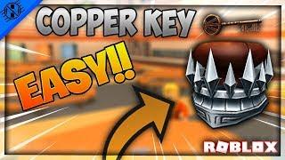Roblox - Event | Lấy Copper Key Một Cách Đơn Giản - H3G