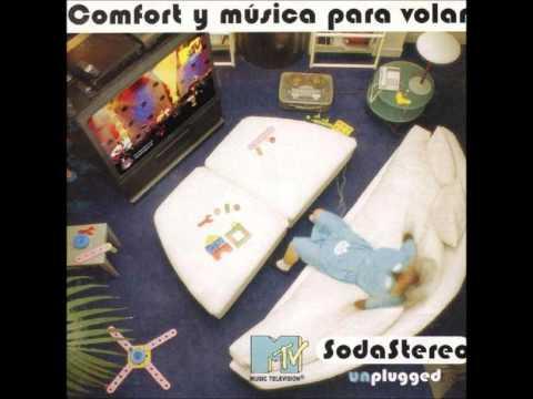 Soda Stereo - Un Misil En Mi Placard En Vivo Album: Comfort...