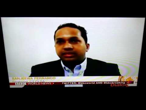 BBC Asia Business Report on Sri Lanka - 12 January 2015
