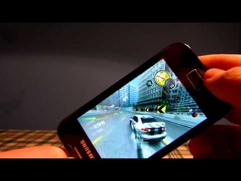Need For Speed Shift SAMSUNG GALAXY ACE