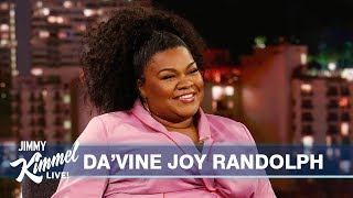 Da'Vine Joy Randolph on Working with Eddie Murphy in Dolemite Is My Name