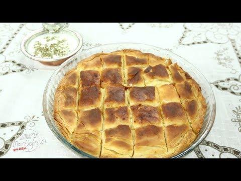 Sahrap'la İftar Sofrası - Baklava Böreği Tarifi