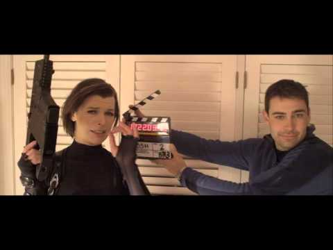Resident Evil Retribution (2012) Blooper Reel.mpg video