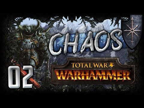 [2] Total War: Warhammer (Warriors of Chaos) Campaign Walkthrough w/ SurrealBeliefs