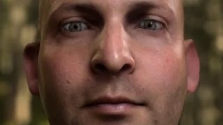 Nvidia Face Works Tech Demo; Renders Realistic Human Faces