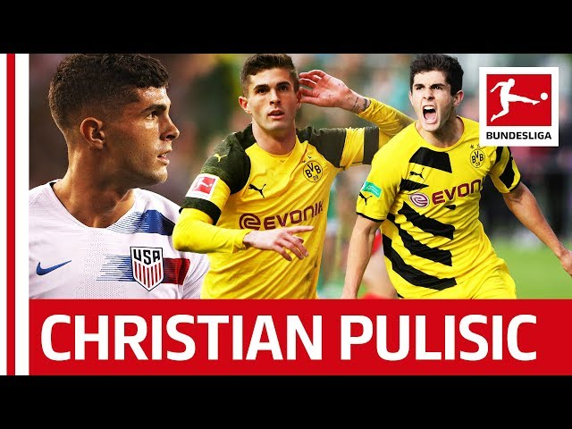 Christian Pulisic - Made In Bundesliga