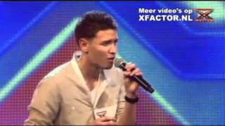 X FACTOR 2011 - auditie Rolf