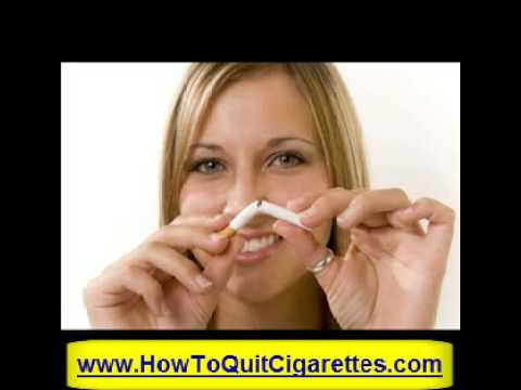 Quit Your Smoking Habit - How to Stop Smoking Cigarettes - Bobby Min