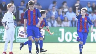 [HIGHLIGHTS] LALIGA PROMISES: FC Barcelona (Infantil B) – Real Madrid 2-0