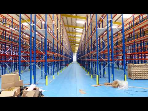 Pallet Racking Installation West Yorkshire