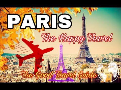 Paris Tour Travel Guide