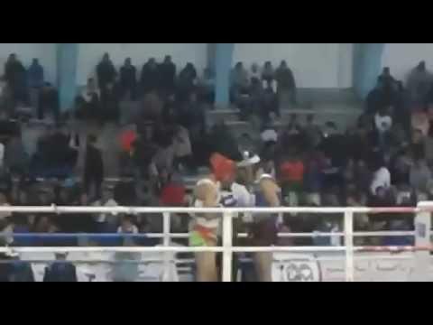 Thaï boxing Maroc