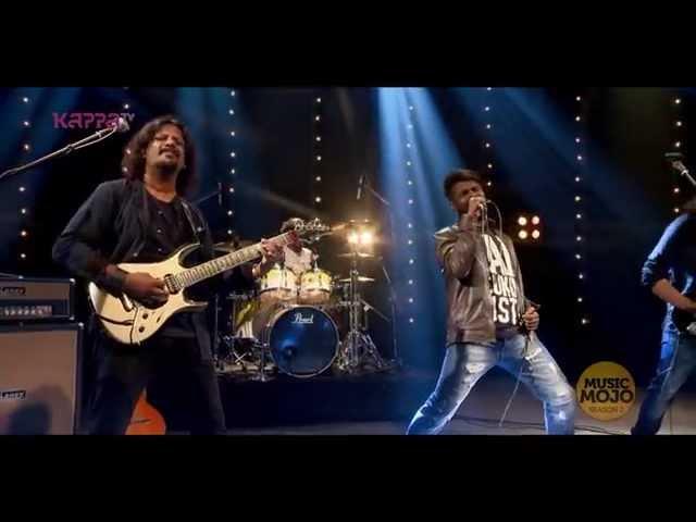 Broken - Baiju Dharmajan Syndicate - Music Mojo Season 2 - Kappa TV