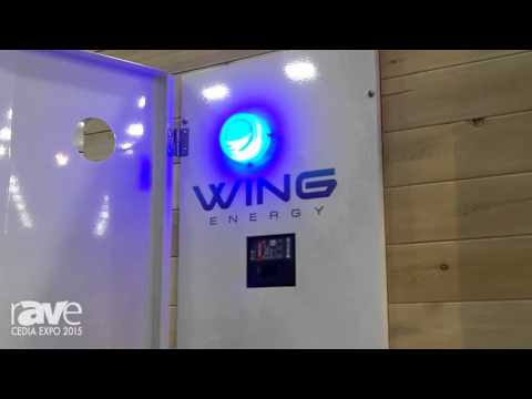 CEDIA 2015: WING Energy Features Smart Circuit Breaker Panel for Power Distribution and Monitoring