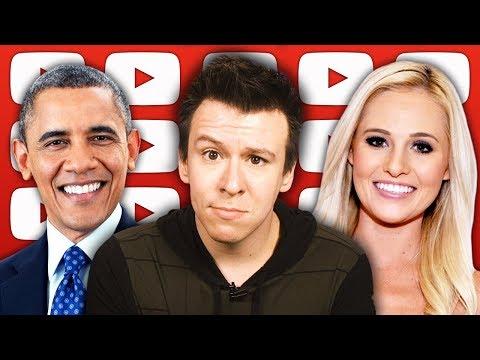 WOW! Tomi Lahren Hate Backfires, The Obama Boycott, NFL Kneeling Crackdown, & More
