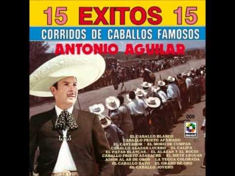 Antonio Aguilar, Adios al As de Oros.wmv