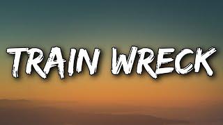 Download lagu James Arthur - Train Wreck (Lyrics)