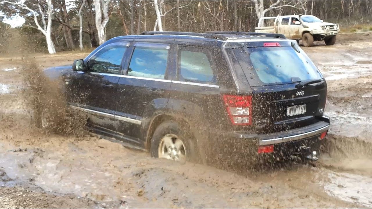 jeep grand cherokee wh wk down dirty youtube. Black Bedroom Furniture Sets. Home Design Ideas