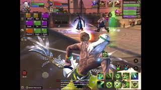 Crusader Of Light-The Battle Of Karanvale-Escape- Garoso(10man)Server First Kill!