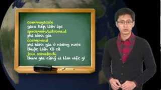 Học tiếng Anh qua tin tức - Nghĩa và cách dùng từ Technology