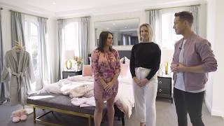 Styling Tips - Bedroom Styling - 'Millennial Pink' | Metricon