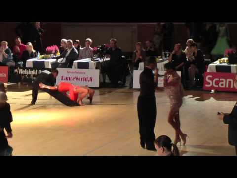 WDSF World Open Latin | Final | Helsinki Open 2015