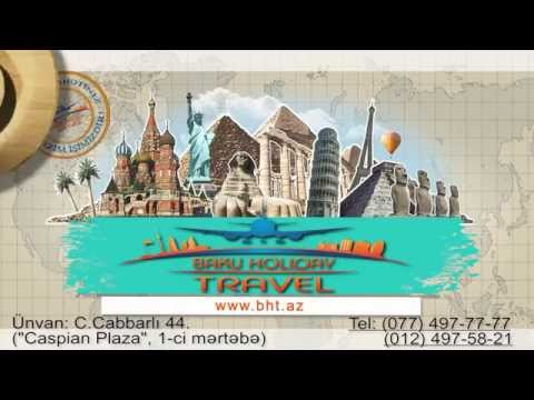 Baku Holiday Travel Tv Reklam