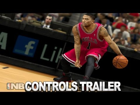 NBA 2K13 Controls Trailer