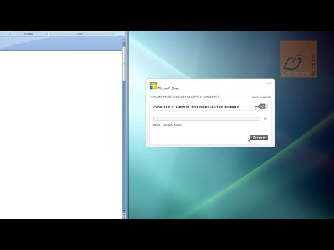 Instalar Windows 7 en netbook desde USB