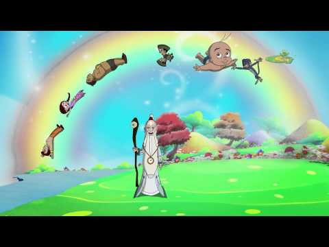 Jam Jam Jambura Full Song From Chhota Bheem And The Curse Of Damyaan Movie [english] video