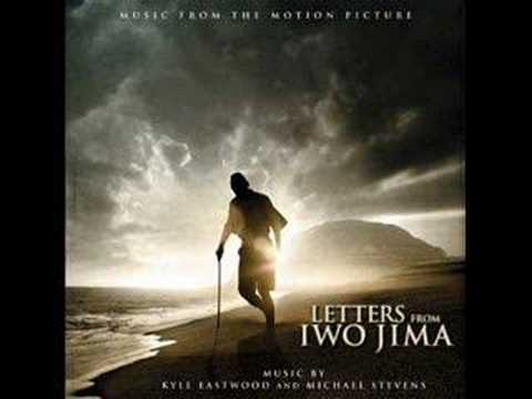 letters from Iwo jima music