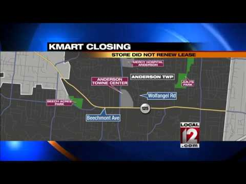Another Kmart closing its doors