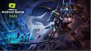 Strike of Kings - Taara Gameplay