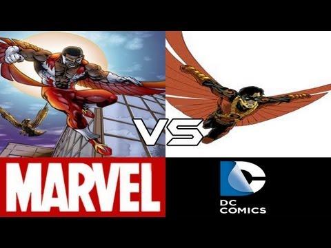 Falcon VS Red Robin (CBVS#21)