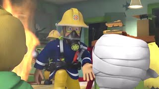 Fireman Sam US ⭐️ Sam Rescues the Children! | Fire Rescue 🔥Best Rescue Compilation 🔥Kids Movie