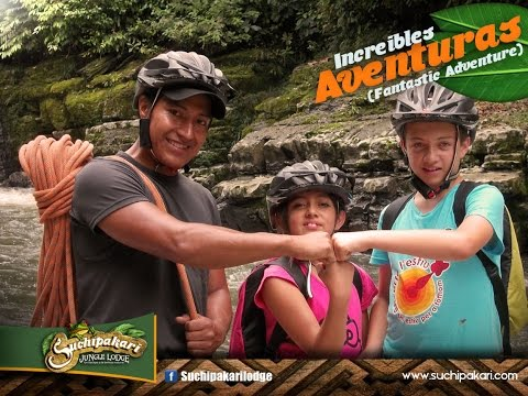 Suchipakari Jungle Lodge - Amazon Tours - Biodiversity Ecuador - Jungle Excursions - Eco-tourism