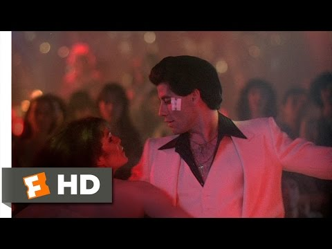 Disco Dancing - Saturday Night Fever (8 9) Movie Clip (1977) Hd video
