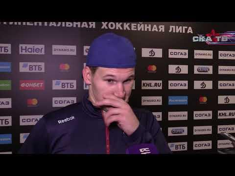 Александр Барабанов: «Получилось забить быстрые голы»